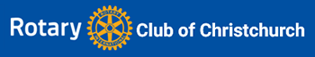 Christchurch Rotary Club logo