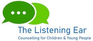The Listening Ear logo
