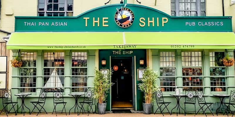 The Ship, Christchurch