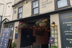 Ye Olde George Inn Christchurch