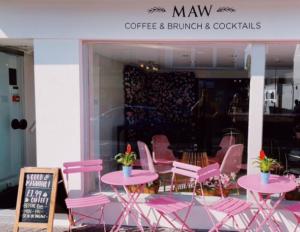 MAW Coffee & Brunch Christchurch
